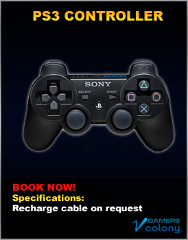 PS3 Controller for rent